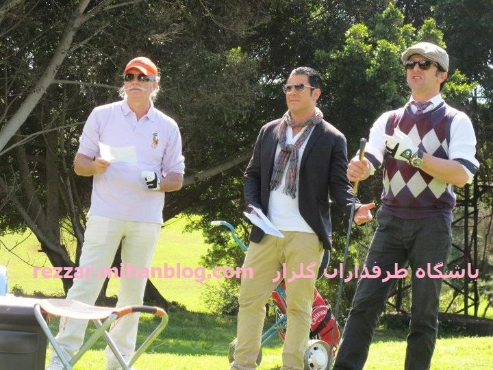 عکس از پشت صحنه سریال ساخت ایران