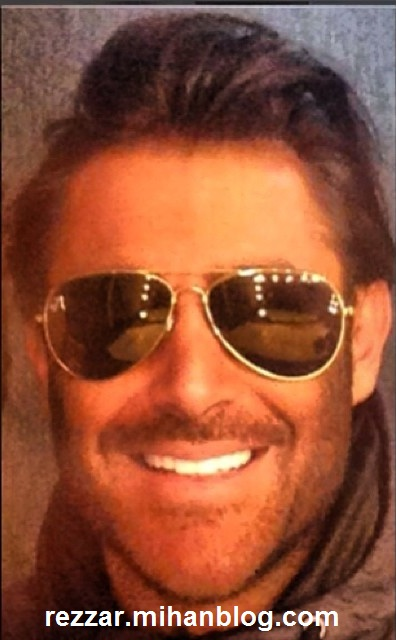 لبخند محمدرضا گلزار